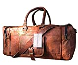 Brown Suitcases & Travel Bags