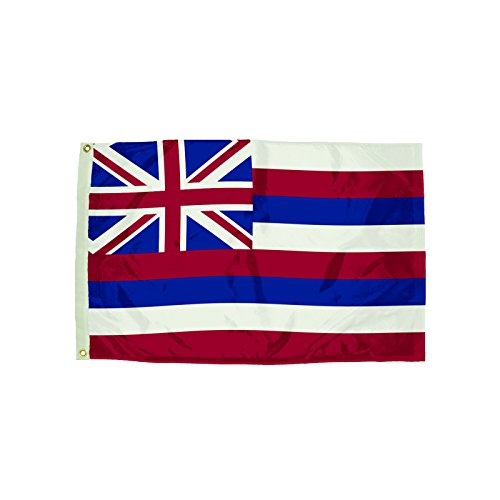 Independence Flag Unabhängigkeit Flagge Nylon Hawaii Flagge, 3x 5'