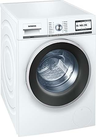 Siemens WM14Y74D Lave linge 8 kg 1400 trs/min A+++ Blanc