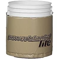 powerblanket pbl20de EU Lite aislado Calefacción, cubo Manta eléctrica, fija Termostato Mantener a 63°C, 20L, color gris oscuro