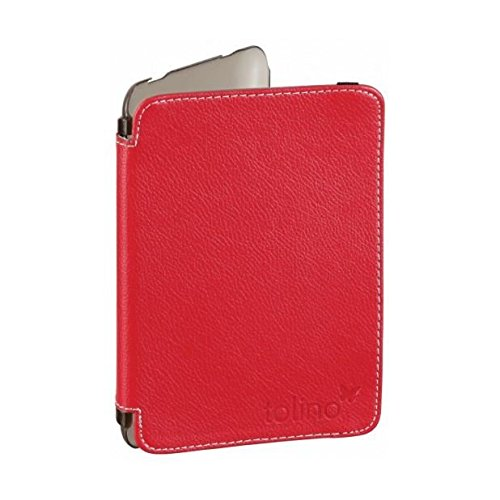 tolino page / shine Slim Tasche Rot