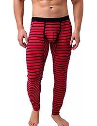 5041deff56a139 Pingtr Mens Thermal Underwear Long Johns/Pants (Standard Range)