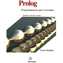 Prolog : Programmation par l'exemple