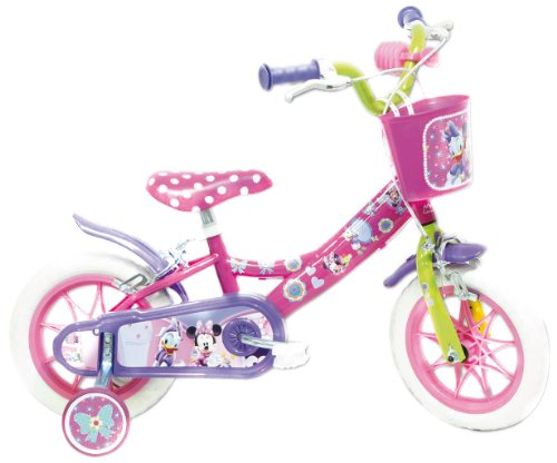 "Disney 13126 - 12"" Bicicletta Minnie"