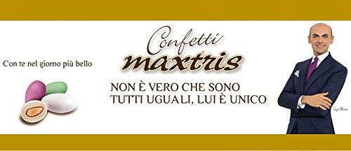 ~ Confetti Maxtris Kit da 3 Kg. per Confettata o Bomboniere 3 GUSTI diversi lista dei prezzi