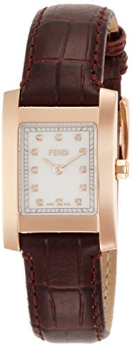 [Fendi] FENDI watch white dial F704242D Ladies [parallel import goods]