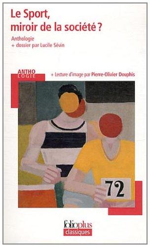 Le Sport, miroir de la société?