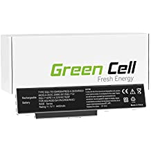 Green Cell® Standard Serie Batería para Packard Bell EasyNote Hera C G Ordenador (6 Celdas 4400mAh 11.1V Negro)