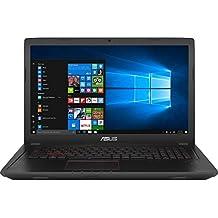Asus FX53VD 15.6-inch Full-HD (1920x1080) Premium Gaming Laptop PC - Intel Quad Core I7-7700HQ, 8GB RAM, 256GB M.2 SSD, NVIDIA GeForce GTX 1050, Bluetooth, Backlit Keyboard, Windows 10 (FX53VD-MS72)