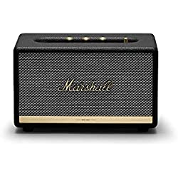 Marshall Acton II Haut-parleur Bluetooth - Noir (UK)