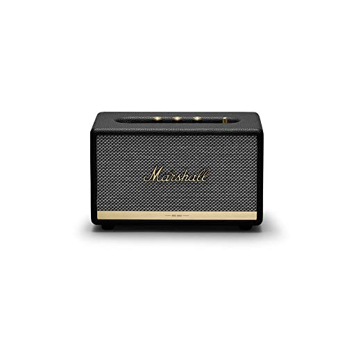 Marshall Acton II Haut-parleur Bluetooth - Noir (UK)
