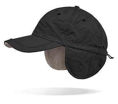 Tarjane Funktionscap mit Ohrenschutz gefüttertes Wintercap mit Teflon Beschichtung von Tarjane auf Outdoor Shop
