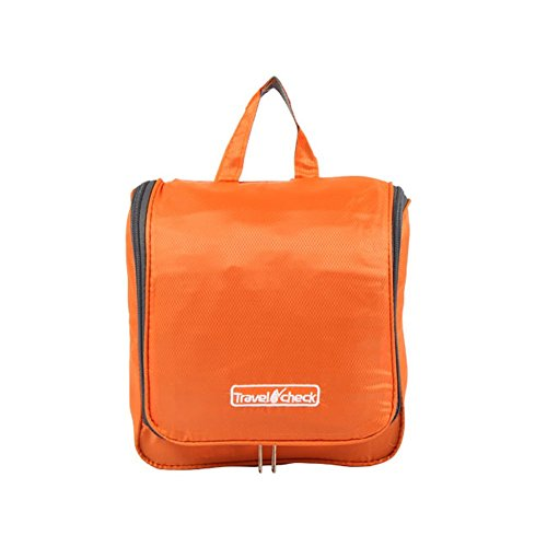 tumecos-waterproof-hanging-toiletry-dopp-kit-travel-organizer-shaving-grooming-bag-orange
