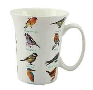 the leonardo collection bird lovers tasse mehrere v gel. Black Bedroom Furniture Sets. Home Design Ideas