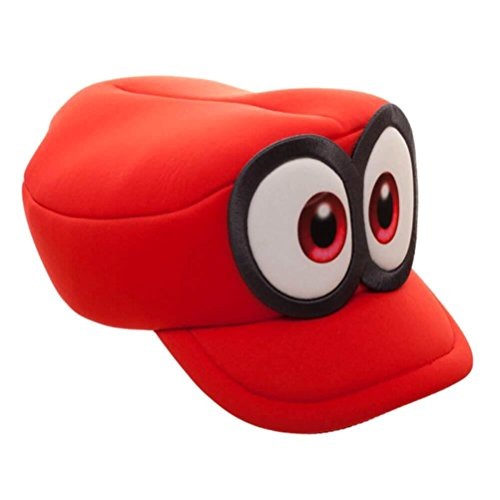Offiziell lizenzierte Nintendo Super Mario Odyesy Cappy Cosplay ()