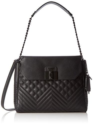 guess-damen-rebel-roma-shoulder-bag-handtaschen-schwarz-nero-one-size