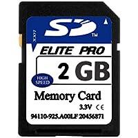 2 GB SD Karte
