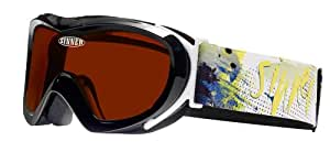 Sinner Kids Chameleon Goggle - Black, One Size
