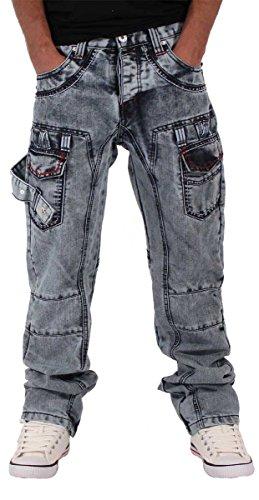 peviani-mens-boys-true-fleet-star-ice-acid-wash-blue-jeans-time-g-money-is-religion-hip-hop-w36-l33