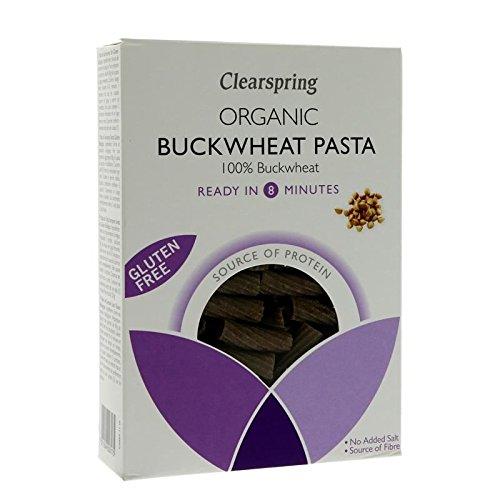 Clearspring | Gluten Free Buckwheat Pasta | 4 x 250g