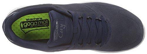 Della Città Homme Conservano Andare Passeggiata Sneakers nvgy Bleu Bassi Marine Skechers qTf6xEwS