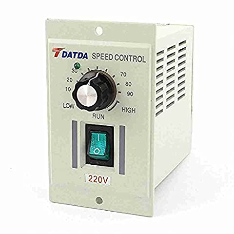 Move&Moving(TM) AC 220V to DC 24V Electric Motor CW Speed Controller Adjuster 60W