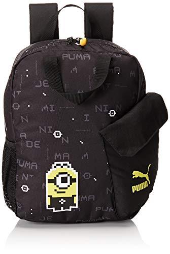 PUMA Kinder Minions Backpack Rucksack Black, OSFA