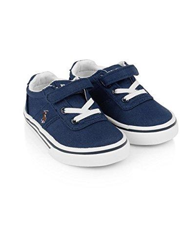Polo Ralph Lauren Hanford Jungen Sneakers Navy