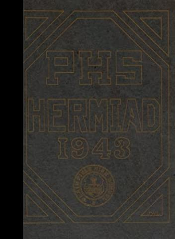 (Reprint) 1943 Yearbook: Plainfield High School, Central Village, Connecticut