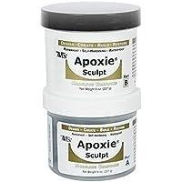 Apoxie Sculpt - 1 Lb. (0.4Kg) Natural - Resina EpoxídicaGris Claro