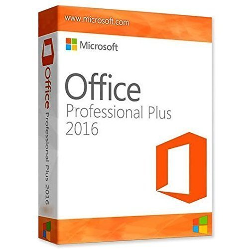 Microsoft Office 2016 Professional Plus 32 / 64 Bit Licenza ESD ** Originale **