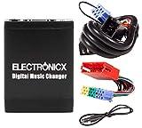 Electronicx YTM06-VW8D+20Pin Adattatore MP3, USB, SD, AUX compatibile con Audi, Skoda,VW convertitore di musica digitale
