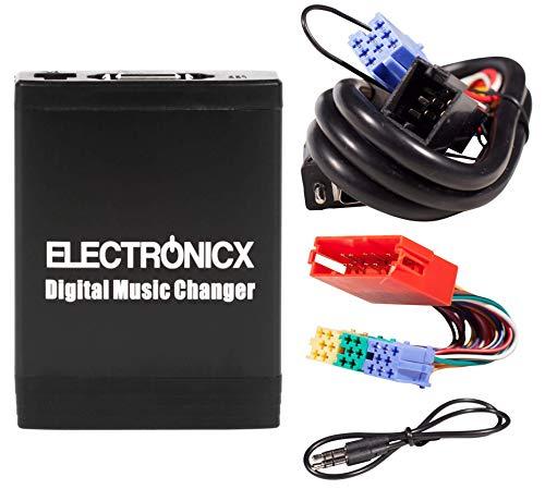 Electronicx Elec-MT06-VW8D + 20 ...