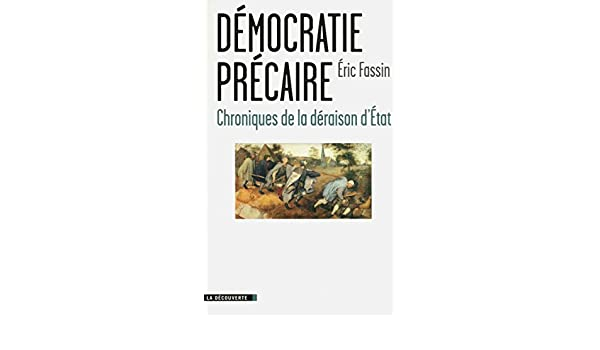Démocratie précaire (CAHIERS LIBRES) (French Edition)