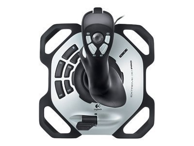 Logitech Extreme 3D Pro–Joystick–12Taste (S)–Extreme 3D Pro JOYSTK 12btn USB
