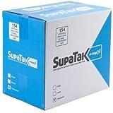 swiftpak 6951supatak e-tape cinta adhesiva, 48mm x 150m de longitud, transparente (36unidades)