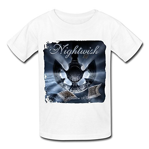 StyxHills Kid's Dark Passion Play Nightwish T-shirt