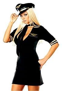 Cesar 3523L - Disfraz de policía sexy para mujer (talla 40)