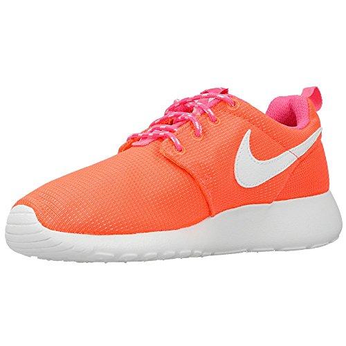 Nike Roshe Run, Chaussures de running fille orange