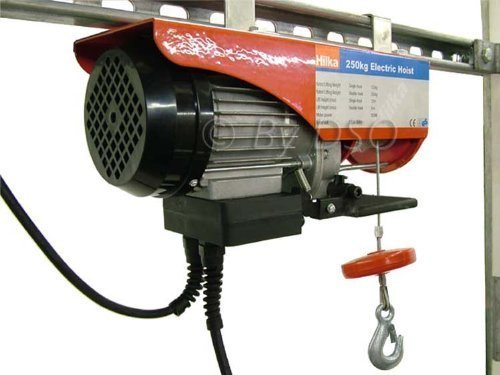 hilka-250kg-electric-steel-rope-hoist-winch-for-vertical-lift-au106-by-hilka