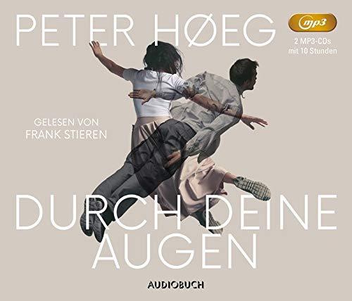 Buchseite und Rezensionen zu 'Durch deine Augen' von Peter Høeg (Autor)