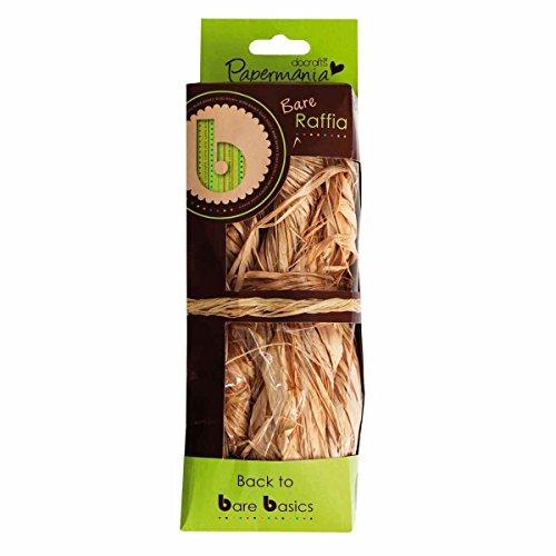 Papermania Bast, 50 g, natur