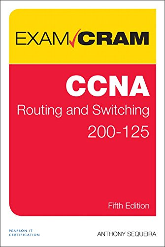 CCNA Routing and Switching 200-125 Exam Cram por Keith Barker