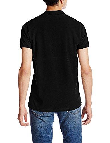 Diesel T-Adelita Polo Shirts Schwarz