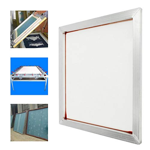 ExcLent 24''X20'' Aluminum Silk Screen Printing Press Screens Frame With  230 Mesh Count
