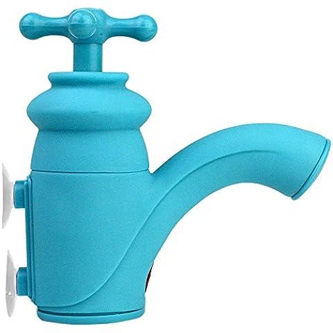 Satzuma USR100 - Radio para ducha, color azul