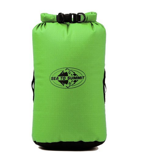 Sea to Summit Big River – Borsa, Uomo, nero Verde