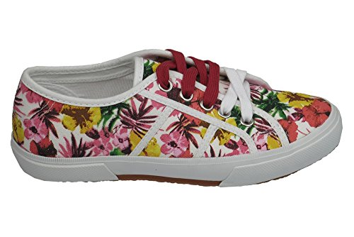Marco Tozzi Cool Club 43204 Mädchen Sneakers Rot