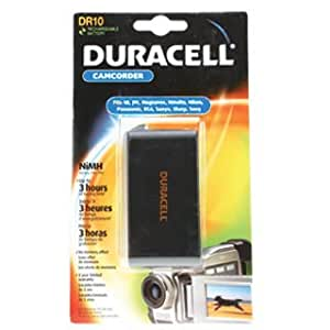 Batterie Duracell pour Camescope Orion VMC-300 / 920 Series 6v 2100mAh