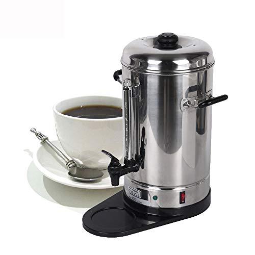 JJCFM Kaffee-Maschine, Automatic Edelstahl Kaffeemaschine, Filter-Espressomaschine, Kaffeemaschine / 6L